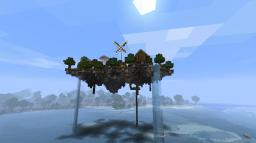 Flying island Project Minecraft Map & Project