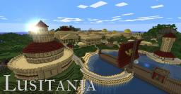 Telos, the Lusitanian Capital Minecraft Map & Project