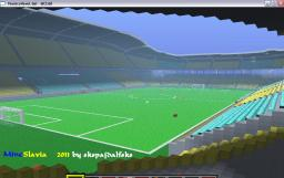 Stadium SK Mineslavia ... roof + nice photos Minecraft Project