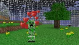Friendly Creeper Minecraft