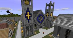 Cathedral of Stone Minecraft Map & Project