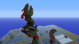 Sea Serpent + Submarine = Epic Minecraft Map & Project