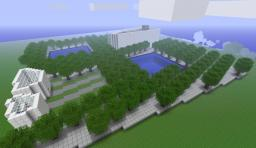9/11 National Memorial & Museum Final Build Minecraft Map & Project