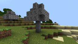 [1.8.1] Coal Trees - adds trees made of coal ore! UPDATED ! Minecraft Mod