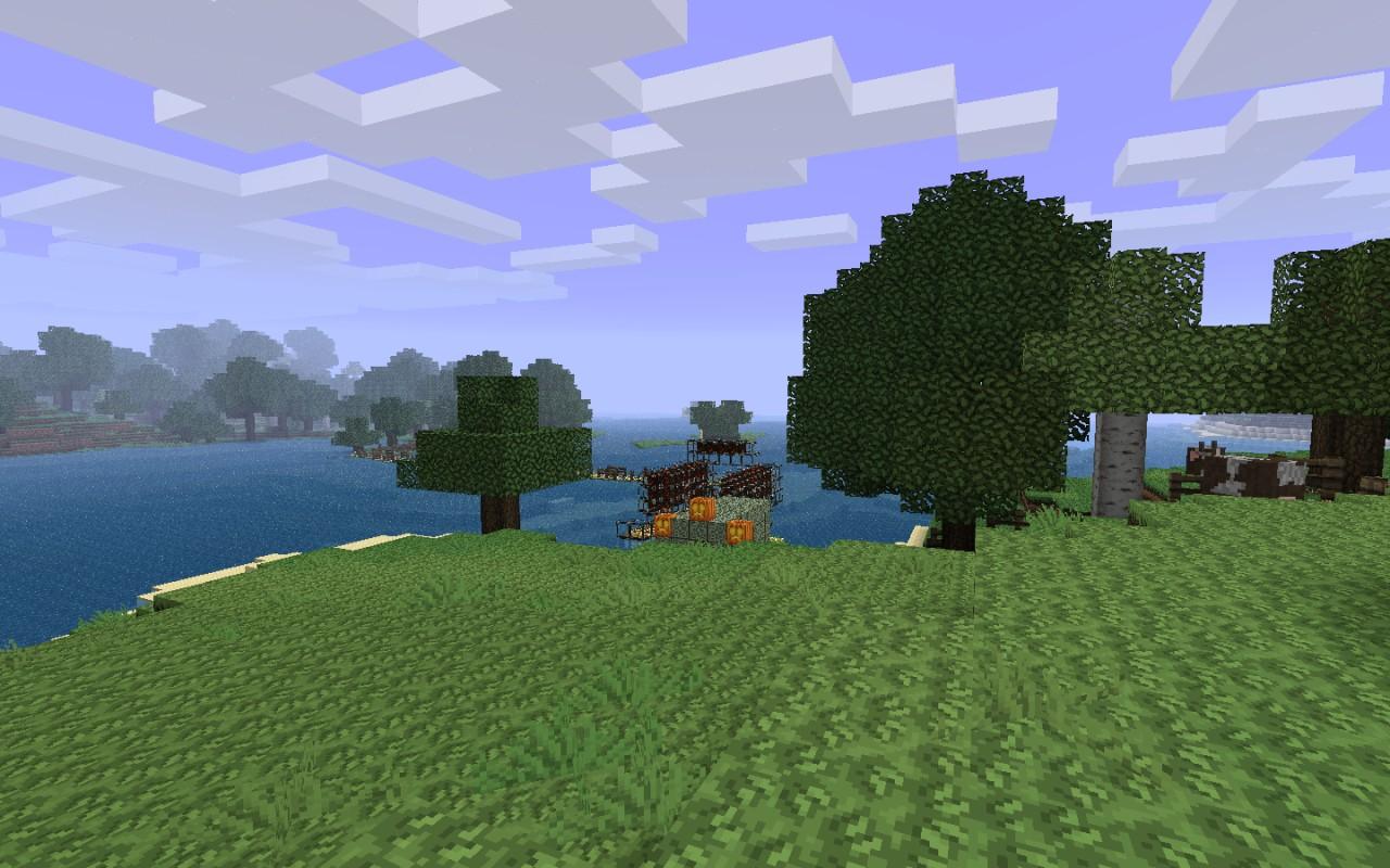 Minecraft The Diamond Minecart Map Download - Robotmetr
