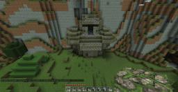 Old temple ruins part 1 Minecraft Project