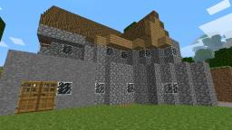 AWESOME mansion of awesomeness Minecraft Map & Project