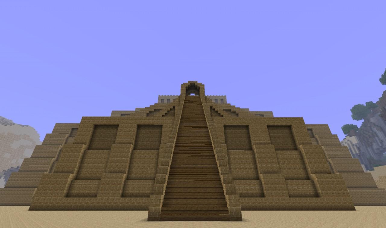 Mesopotamian Architecture Ziggurat Ziggurat