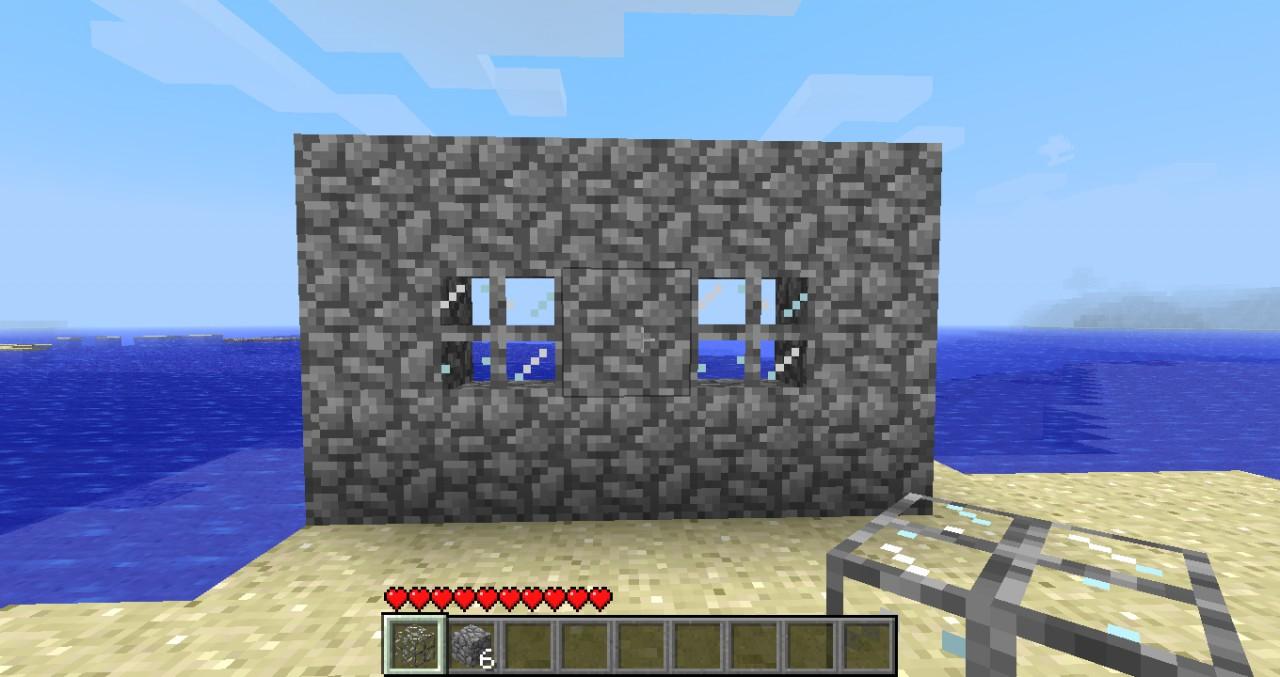Windows v1 2 1 1 8 1 minecraft mod for Window design minecraft