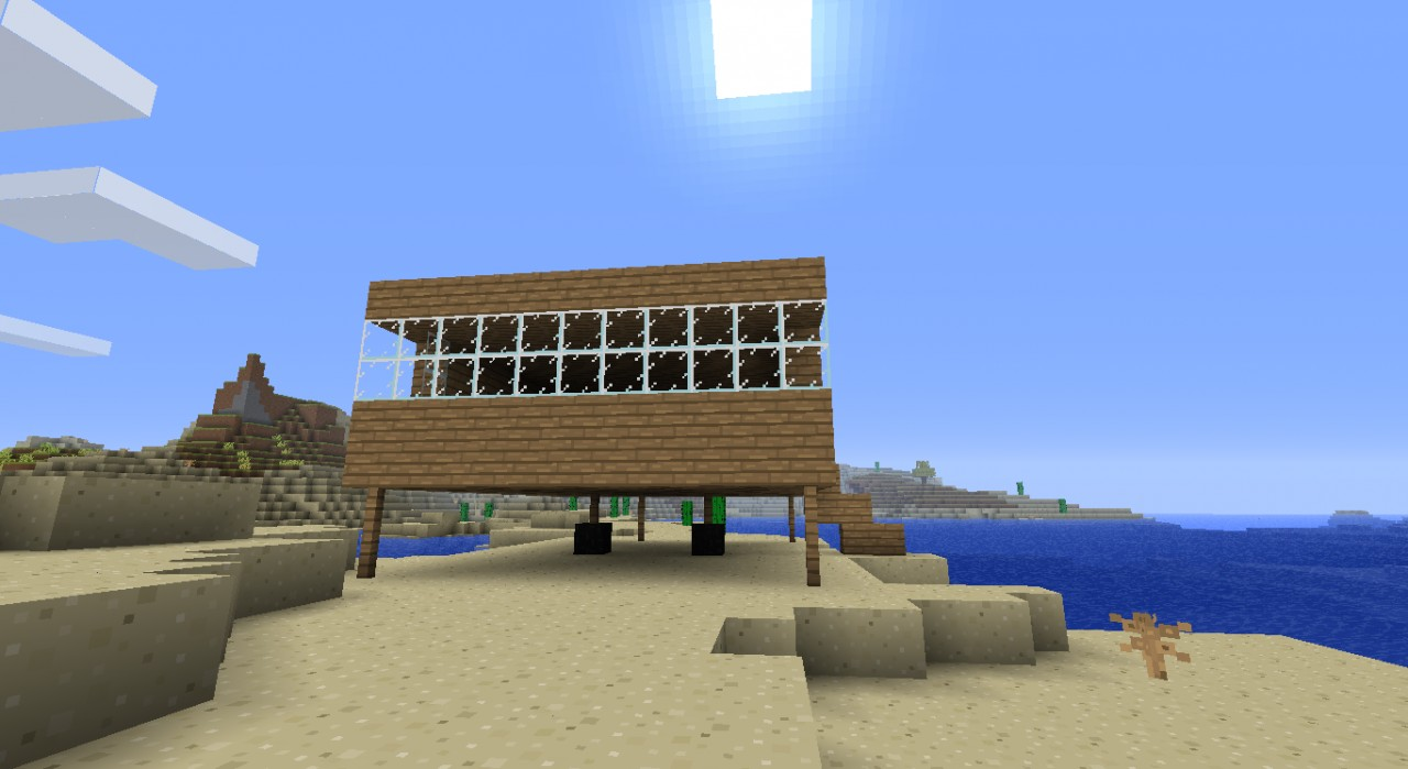 Creative Static Caravan  CC Minecraft Project