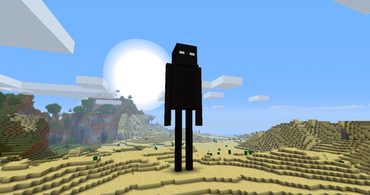 how to build a minecraft skin statue
