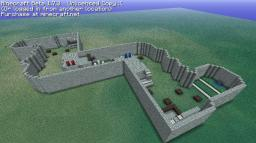 Paintball map ub_cliff Minecraft Map & Project