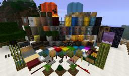 Crafters++ CLASSIC x64 [ Minecraft 1.7.x or 1.8 ] Minecraft Texture Pack