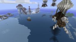 Ice Land Minecraft Map & Project