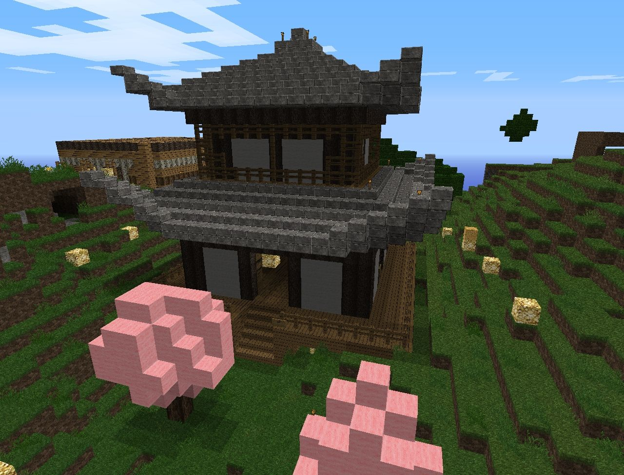 How To Make A Japanese House In Minecraft How DIY Home Plans