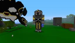 Big Templar Dude! Minecraft Map & Project