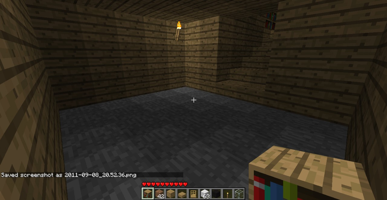 Basement or third room which ever you like better :)
