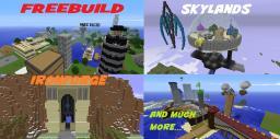 Z4 Minecraft [FreeBuild][Jobs][PVP][Factions][IConomy] Minecraft Server
