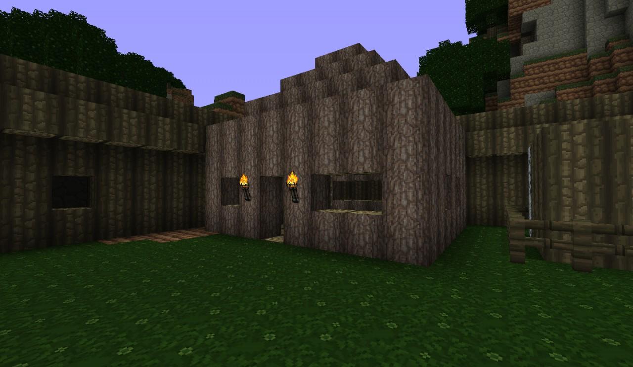 Lumber Hut