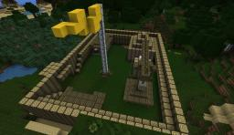 Medieval Lumber Camp Minecraft Map & Project