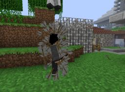 Arrow Guy, NiciMC ... THE FIRST EAGLE IN MINECRAFT