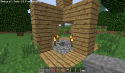 Minecraft 1.8 Stronghold Minecraft Map & Project