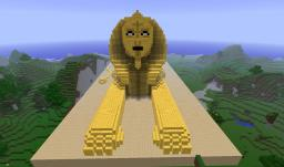 Sphinx home!!!!! Minecraft Map & Project