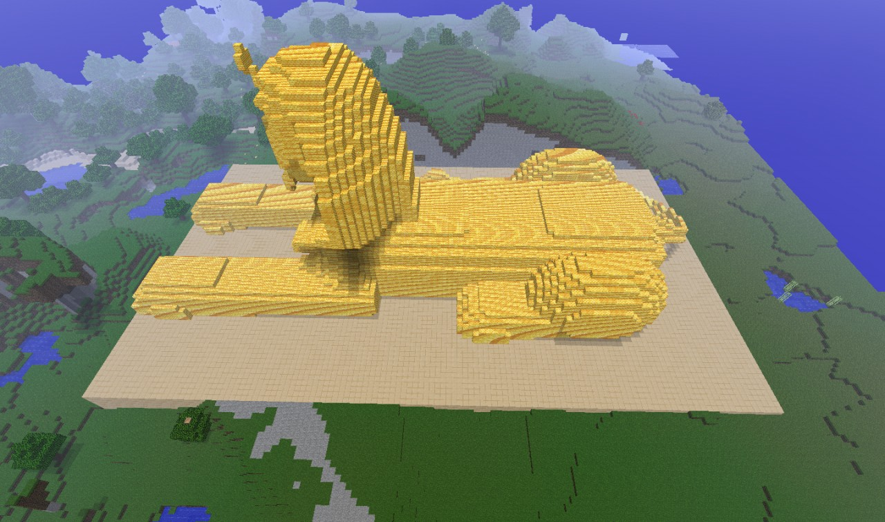 sphinx home minecraft project