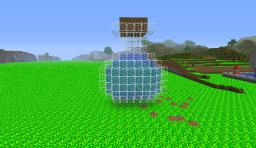 Bottle of Water! Minecraft Map & Project