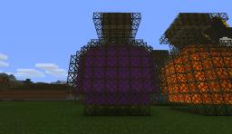 Bottle of Purple Stuff Minecraft Map & Project