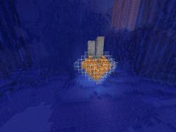 In my heart I will remember 9/11 Minecraft Map & Project