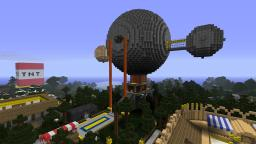 Vitalcraft 1.8, Survival Bukkit with pvp area's and anti griefing plugins! Minecraft