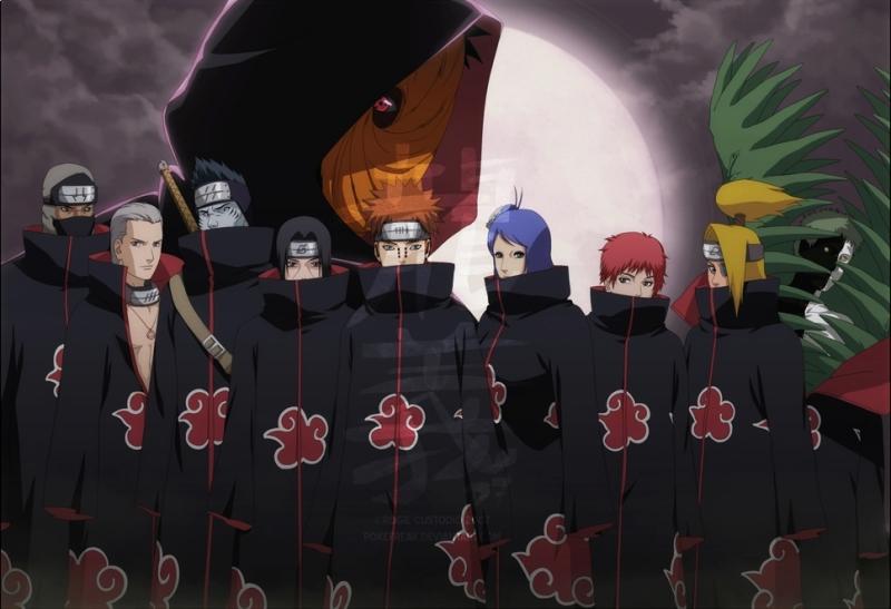 Akatsuki 3D Clan(+screenshot) ...