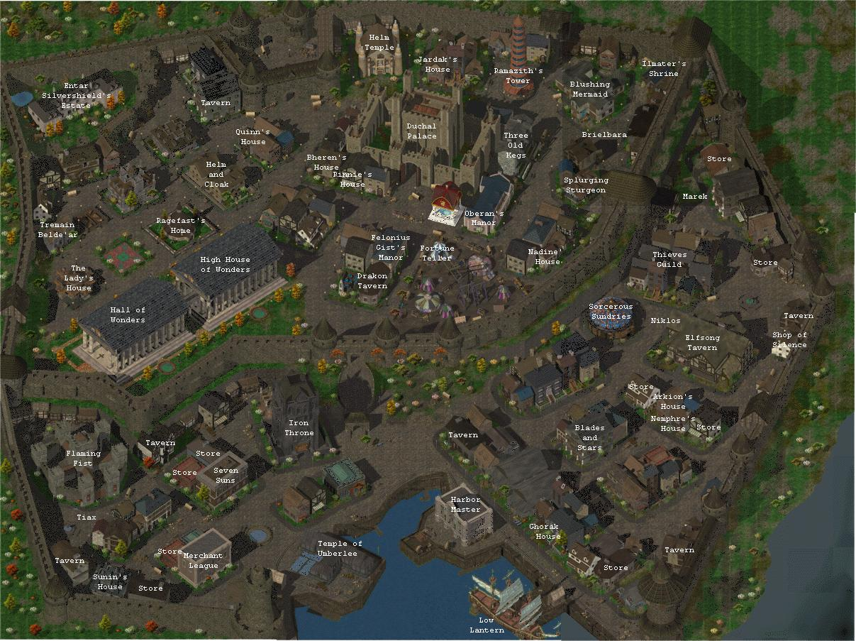 baldurs gate city map the image kid has it. Black Bedroom Furniture Sets. Home Design Ideas