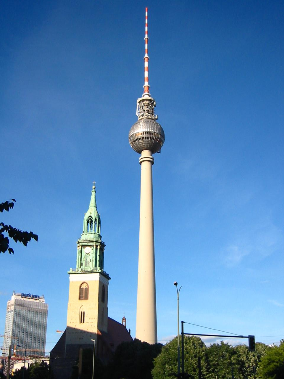 Berlin Fernseh Turm / TV Tower Minecraft Project