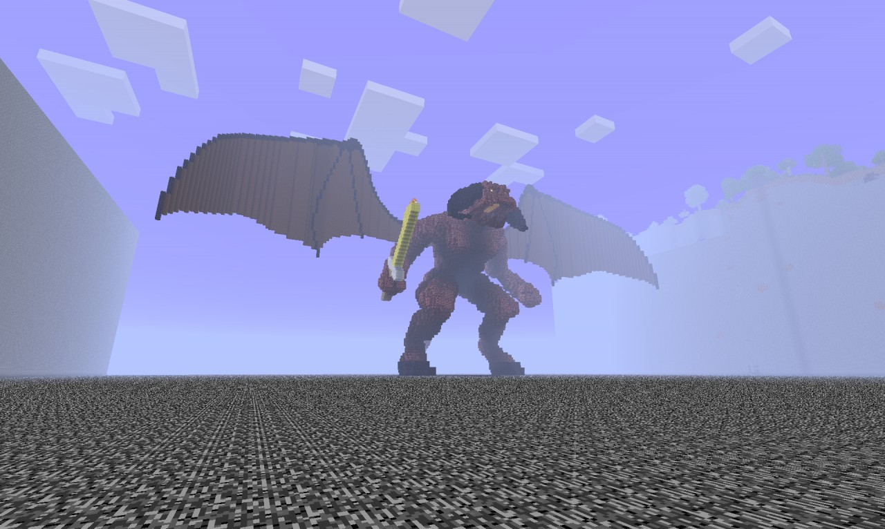 Balrog Minecraft Project