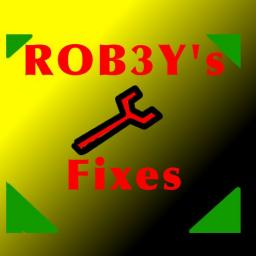ROB3Y's Fixes