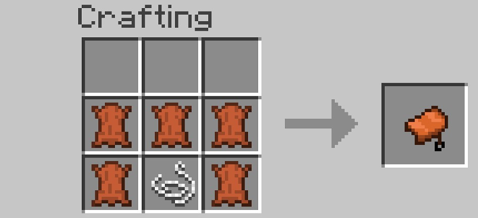 Minecraft  Crafting Mod