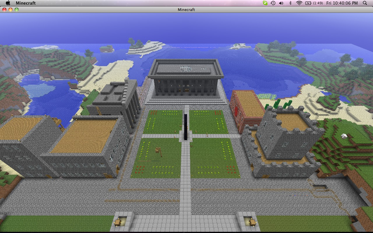 The Whole Spawn View