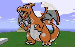 Charizard Minecraft Maps Projects With Downloadable