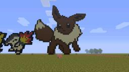 Eevee Minecraft Map & Project