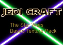 Jedi Craft - The Star Wars Based Texture Pack Minecraft Texture Pack