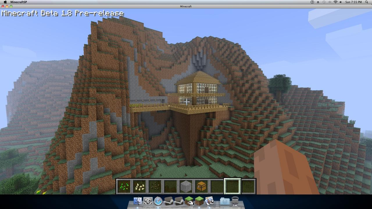 1 8 Advanced House Minecraft Project