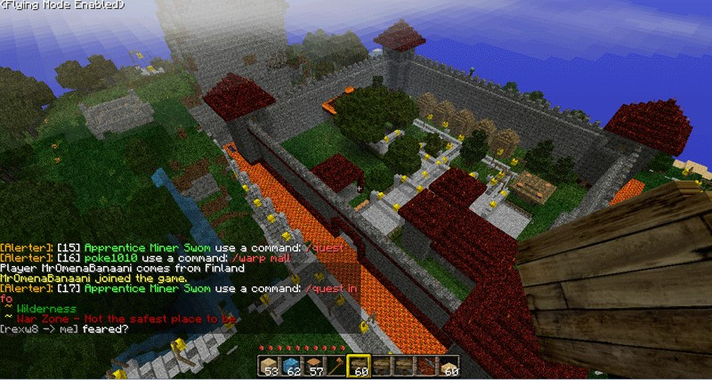nether town