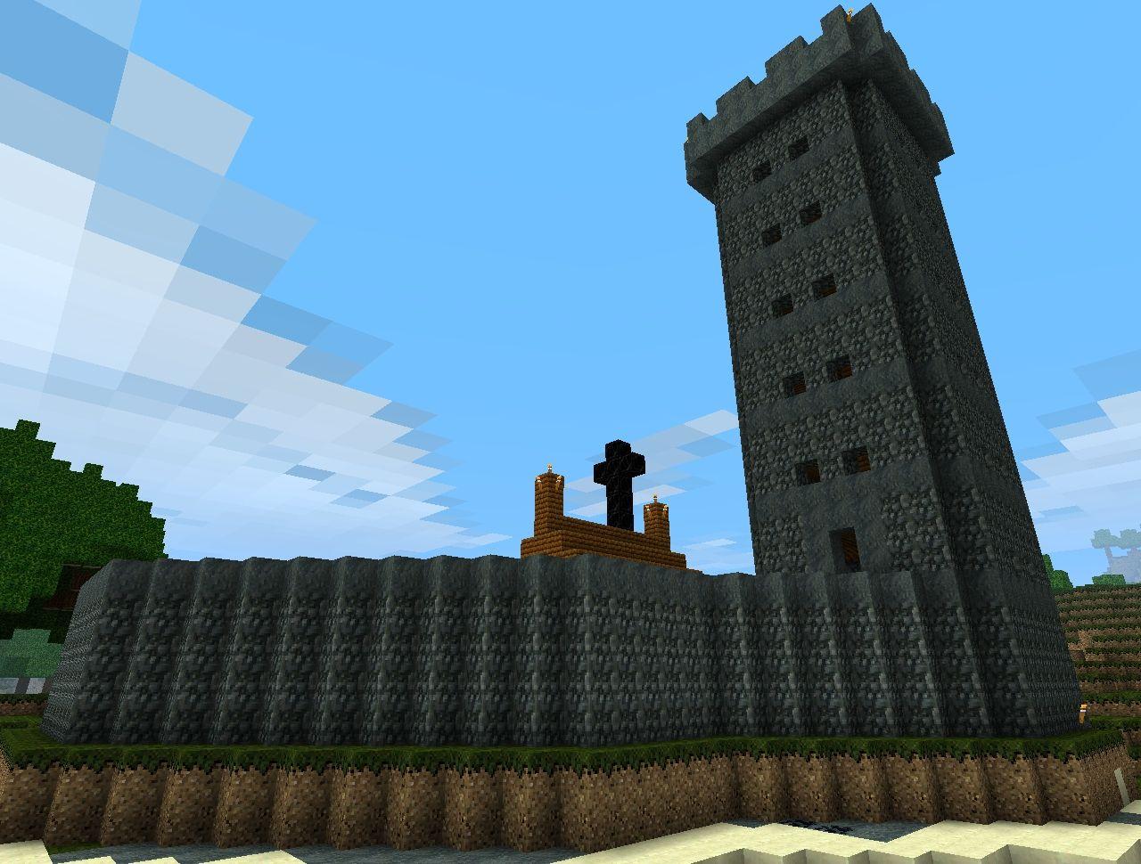 An early castle