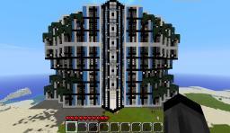 luxury apartments Minecraft