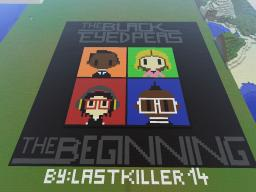 Black eyed peas Minecraft Map & Project