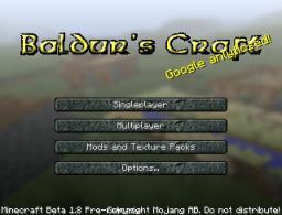 [16x] Baldur's Craft [1.4.7]