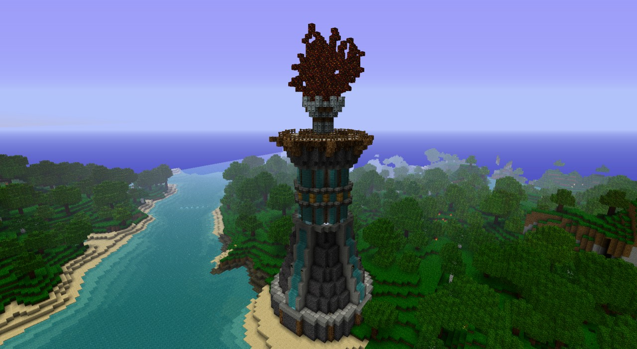 Beacon Of Light Adacia Collection Minecraft Project