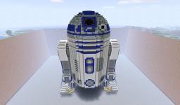 R2-D2 Minecraft